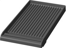 """Professional Range Accessories 12"""" Grill Plate (with Tray) Accessory (fusion coating) PA12GRILFW"""