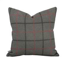"16"" x 16"" Pillow Oxford Charcoal"