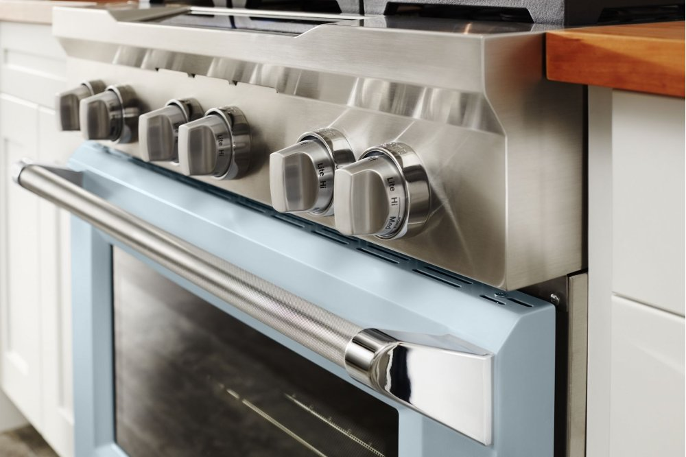 KDRS467VMB KitchenAid Limited Edition KitchenAid® 36\'\' 6 ...