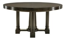 Sutton House Round Dining Table Top and Base