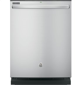 ONE ONLY GE® Dishwasher with Hidden Controls