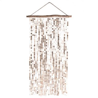 Chiyo Shell Hanging Divider, Natural