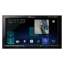 "Digital Multimedia Video Receiver with 7"" WVGA Display, Apple CarPlay™, Android Auto™, Built-in Bluetooth®, SiriusXM-Ready™ and AppRadio Mode +"