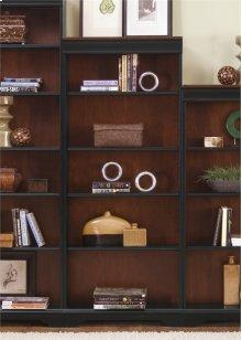 260-HO3072-R  Jr Executive 72 Inch Bookcase (RTA)