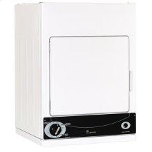 GE Spacemaker® 120V Stationary Electric Dryer