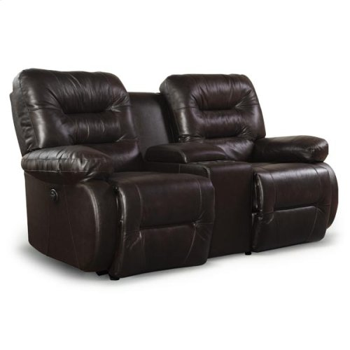 MADDOX COLL. Space Saver Reclining Sofa