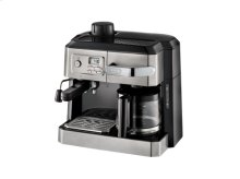 De'Longhi Coffee Combi Machine BCO330T for any coffee