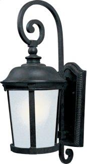 Dover LED 1-Light Outdoor Wall Lantern