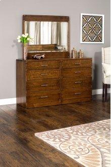 "Dovetail Dresser Mirror, Dovetail Dresser Mirror, 35 1/4""w"