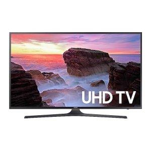 "Samsung Electronics40"" Class MU6300 4K UHD TV"