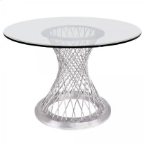 Armen Living Calypso Contemporary Dining Table Product Image