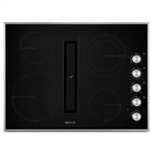 """JennAir® Euro-Style 30"""" JX3 Electric Downdraft Cooktop - Stainless Steel"""