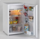 4.4 CF Counterhigh Refrigerator - White Product Image