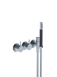 "3/4"" thermostatic mixer - Grey"