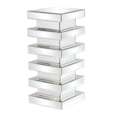 Stepped Mirror on Mirror Pedestal Product Image