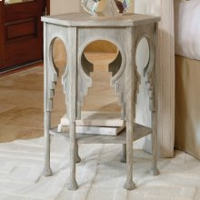 Jacobean Table-Grey