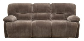 Emerald Home Harrison Motion Sofa With Power Mocha Brown U5026a-18-15