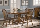 5 Piece Round Table Set Product Image