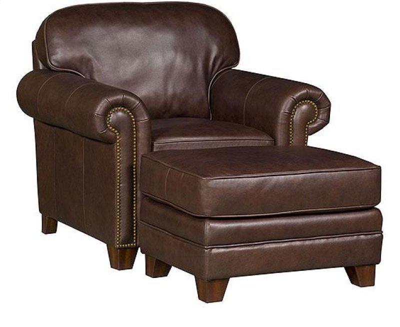 Bentley Leather Chair Hidden