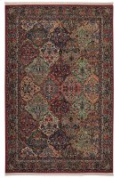 Multicolor Panel Kirman - Rectangle 5ft 9in x 9ft Product Image