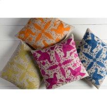 "Otomi LD-020 18"" x 18"" Pillow Shell Only"