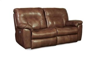 Double Reclining Sofa w/ 2 Seats and Power Headrest