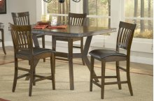 Arbor Hill 5pc Counter Height Dining Set