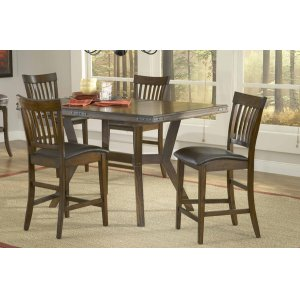 Hillsdale FurnitureArbor Hill 5pc Counter Height Dining Set