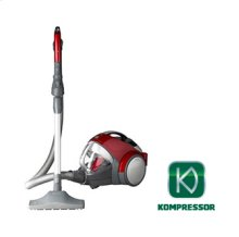 Kompressor® Lightweight PetCare Canister Vacuum Cleaner