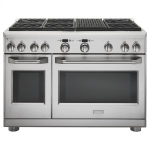 "MonogramMONOGRAMMonogram 48"" Dual-Fuel Professional Range with 6 Burners and Grill (Natural Gas)"