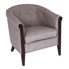 Aspen Accent Chair - Grey