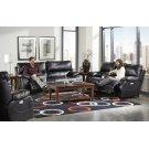 Power Headrest Power Lay Flat Reclining Sofa Product Image