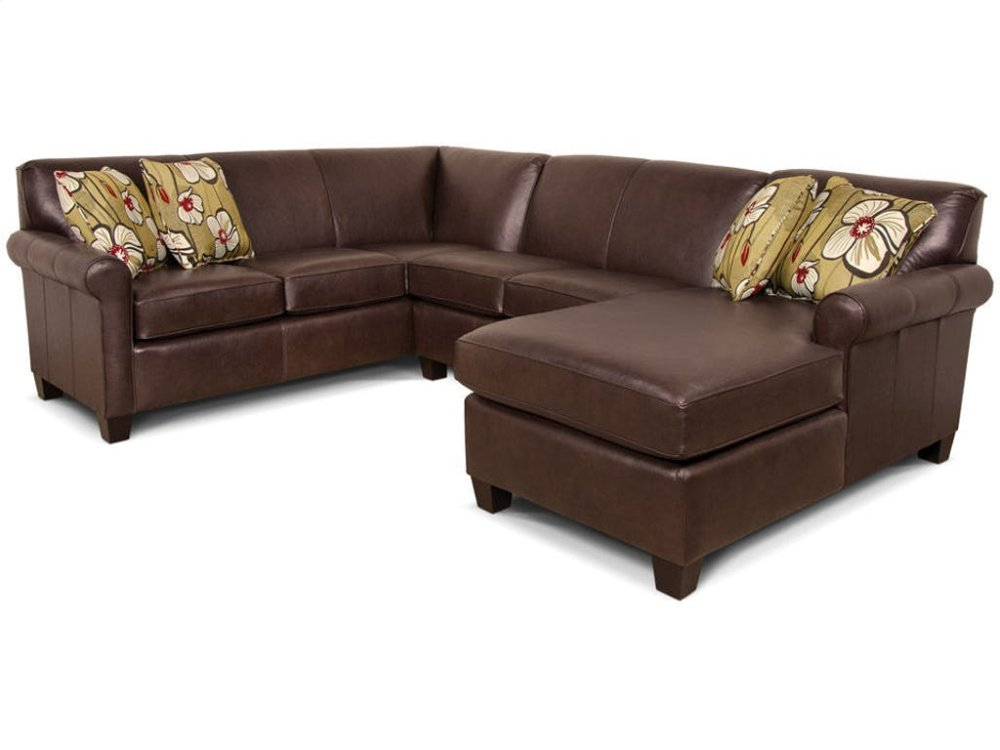 Lilly Sectional 4630AL Sect