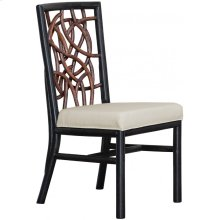 Trinidad Side Chair w/cushion