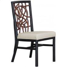 Trinidad Side Chair w/cushion