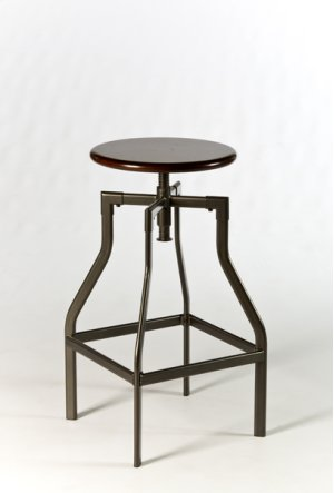 Cypress Adjustable Stool