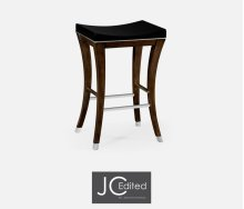 American Walnut Counter Stool