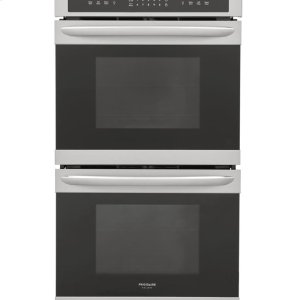 Gallery 27'' Double Electric Wall Oven - STAINLESS STEEL