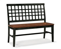 Arlington Lattice Back Bench Product Image