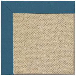 Creative Concepts-Cane Wicker Spectrum Peacock Machine Tufted Rugs