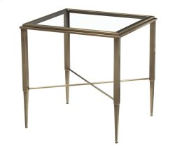 Sovereign Rectangular End Table