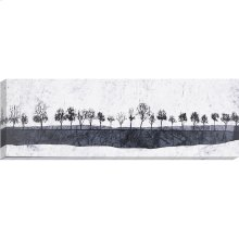 Ink Trees - Gallery Wrap