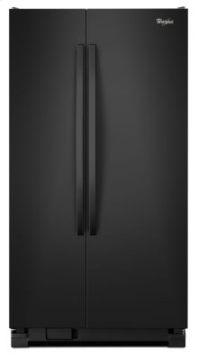 36-inch Wide Side-by-Side Refrigerator with Greater Capacity - 25 cu. ft.