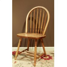 """#185 Bowback Chair 17""""wx17""""dx36""""h"""