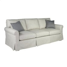 Katherine Slipcover Sofa - Power Linen/Lansing Navy New!