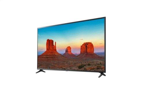 "UK6090PUA 4K HDR Smart LED UHD TV - 49"" Class (48.5"" Diag)"