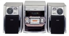 Mini Hi-Fi System with 3 CD Changer