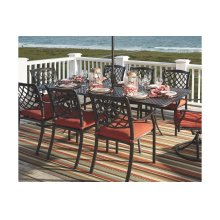 Tanglevale 7-Piece Patio Set