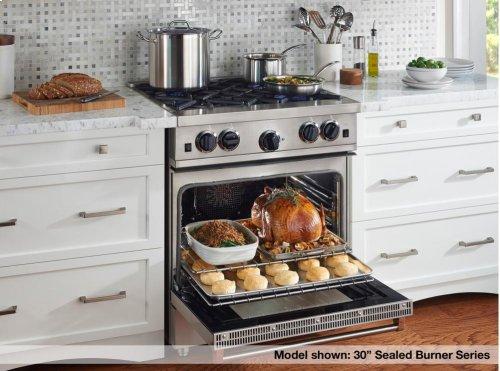 "24"" Culinary Series (RCS) Sealed Burner Range"