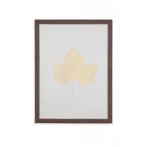 Gold Foil Leaf IV